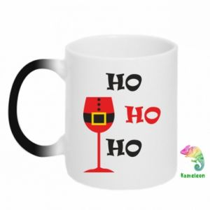 Kubek-magiczny HO HO HO Santa