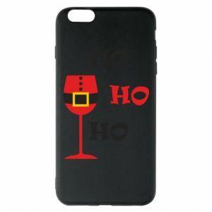 Phone case for iPhone 6 Plus/6S Plus HO HO HO Santa