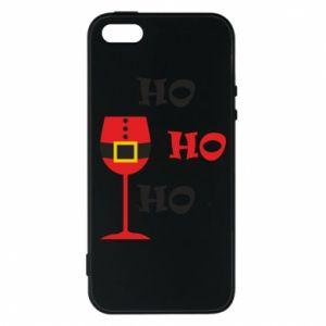 Phone case for iPhone 5/5S/SE HO HO HO Santa