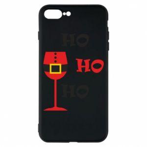 Phone case for iPhone 8 Plus HO HO HO Santa