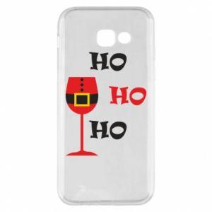 Phone case for Samsung A5 2017 HO HO HO Santa
