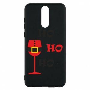 Phone case for Huawei Mate 10 Lite HO HO HO Santa