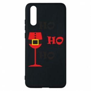 Phone case for Huawei P20 HO HO HO Santa