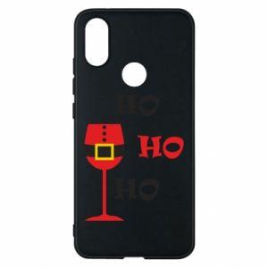 Phone case for Xiaomi Mi A2 HO HO HO Santa