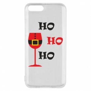 Phone case for Xiaomi Mi6 HO HO HO Santa