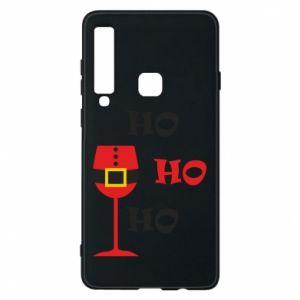 Phone case for Samsung A9 2018 HO HO HO Santa