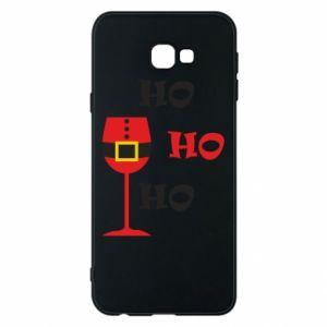 Phone case for Samsung J4 Plus 2018 HO HO HO Santa