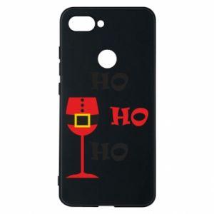 Phone case for Xiaomi Mi8 Lite HO HO HO Santa