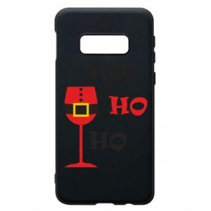 Phone case for Samsung S10e HO HO HO Santa