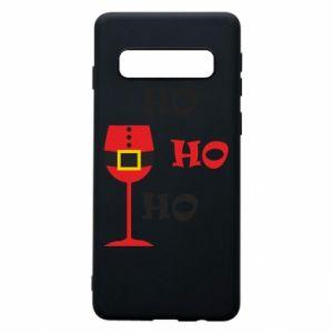 Phone case for Samsung S10 HO HO HO Santa