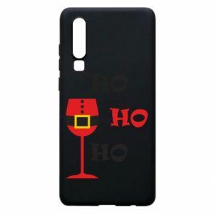Phone case for Huawei P30 HO HO HO Santa