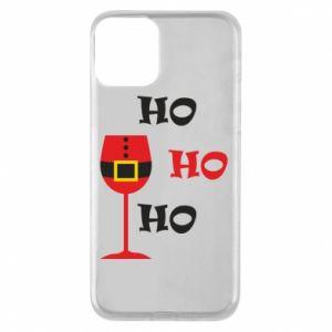 Phone case for iPhone 11 HO HO HO Santa