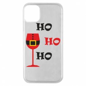 Phone case for iPhone 11 Pro HO HO HO Santa