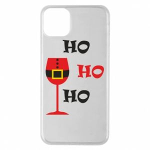 Phone case for iPhone 11 Pro Max HO HO HO Santa