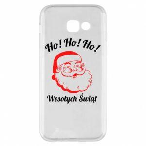 Etui na Samsung A5 2017 Ho Ho Ho Święty Mikołaj