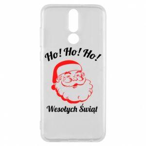 Etui na Huawei Mate 10 Lite Ho Ho Ho Święty Mikołaj