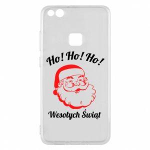 Etui na Huawei P10 Lite Ho Ho Ho Święty Mikołaj