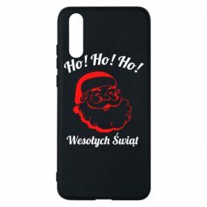 Etui na Huawei P20 Ho Ho Ho Święty Mikołaj