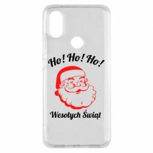 Etui na Xiaomi Mi A2 Ho Ho Ho Święty Mikołaj
