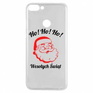Huawei P Smart Case Ho Ho Ho Santa Claus