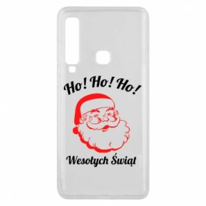 Etui na Samsung A9 2018 Ho Ho Ho Święty Mikołaj