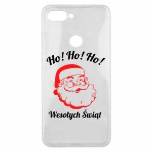 Etui na Xiaomi Mi8 Lite Ho Ho Ho Święty Mikołaj