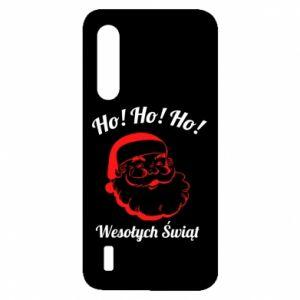 Etui na Xiaomi Mi9 Lite Ho Ho Ho Święty Mikołaj
