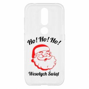 Etui na Nokia 4.2 Ho Ho Ho Święty Mikołaj