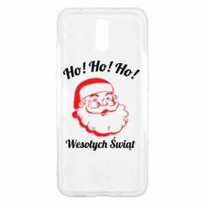 Etui na Nokia 2.3 Ho Ho Ho Święty Mikołaj