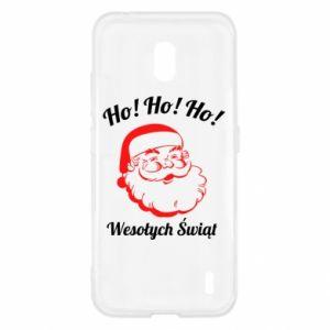 Etui na Nokia 2.2 Ho Ho Ho Święty Mikołaj