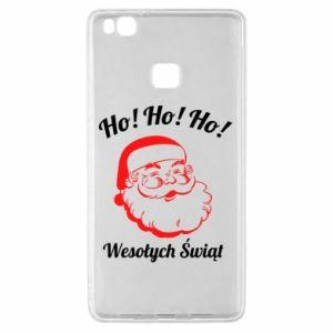 Etui na Huawei P9 Lite Ho Ho Ho Święty Mikołaj