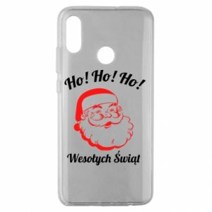 Etui na Huawei Honor 10 Lite Ho Ho Ho Święty Mikołaj