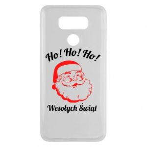 Etui na LG G6 Ho Ho Ho Święty Mikołaj