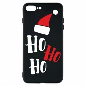 Etui na iPhone 8 Plus HO HO HO