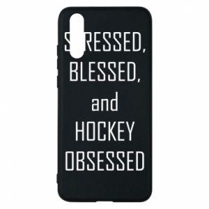 Etui na Huawei P20 Hokej