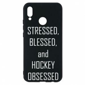 Huawei P20 Lite Case Hockey