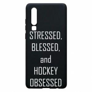 Etui na Huawei P30 Hokej