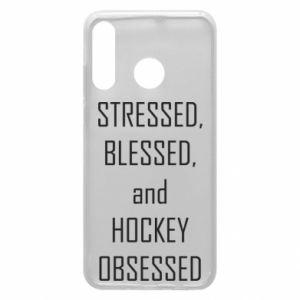 Huawei P30 Lite Case Hockey