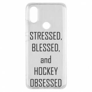 Xiaomi Mi A2 Case Hockey