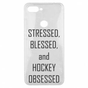 Xiaomi Mi8 Lite Case Hockey