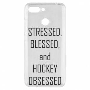 Xiaomi Redmi 6 Case Hockey