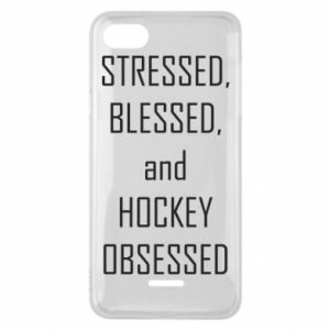 Etui na Xiaomi Redmi 6A Hokej