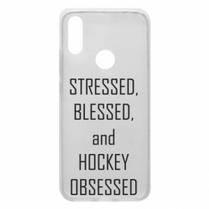 Xiaomi Redmi 7 Case Hockey