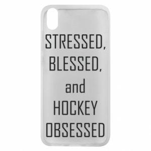 Xiaomi Redmi 7A Case Hockey