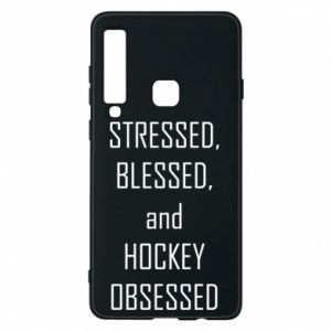 Samsung A9 2018 Case Hockey