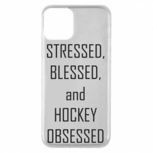 Etui na iPhone 11 Hokej