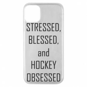 Etui na iPhone 11 Pro Hokej