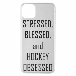 iPhone 11 Pro Max Case Hockey