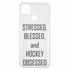 Xiaomi Redmi 9c Case Hockey