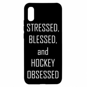 Xiaomi Redmi 9a Case Hockey